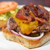 Up to 51% Off Burgers and Hotdogs at JP's Grill