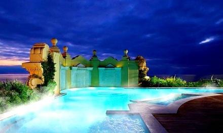 Viareggio 5*L: Camera Classic con cena, piscina termale e Spa Grand Hotel Principe di Piemonte