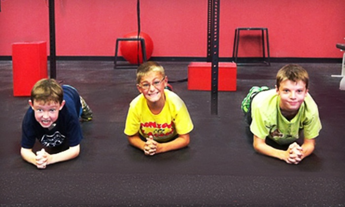 Advanced Performance CrossFit - Advanced Performance Fitness: 10 or 15 CrossFit Kids Classes for Kids and Teens at Advanced Performance CrossFit (Up to 89% Off)