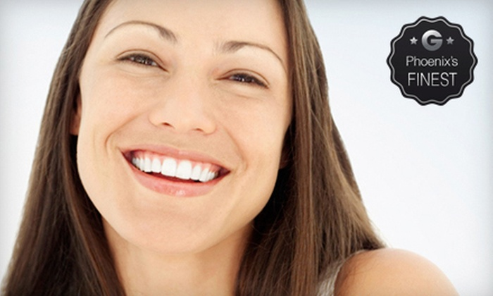 Ginger Price, DDS - Phoenix: $2,599 for a Complete Invisalign Treatment from Ginger Price, DDS ($5,435 Value)