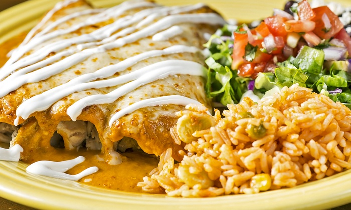 Sergio's Place - Galewood: Mexican Dinner for Two or Four with Appetizers and Entrees at Sergio's Place (Up to 47% Off)