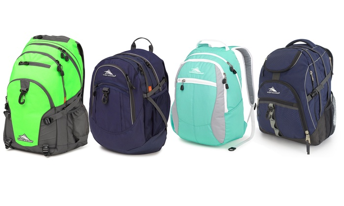 Clearance: High Sierra Backpacks | Groupon