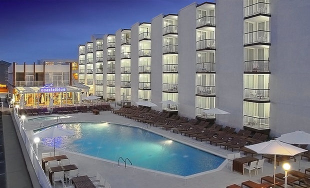Icona Resorts Diamond Beach - Wildwood Crest, NJ: Stay at Icona Resorts in Diamond Beach, NJ. Dates into October.