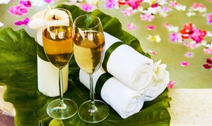 Mind & Body Day Spa: Body Melt Massage for One or Two with Champagne at Mind & Body Day Spa (Up to 60% Off)