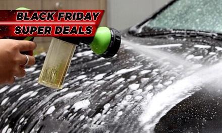 High-Pressure Car Foam Washer: One ($14) or Two ($24)