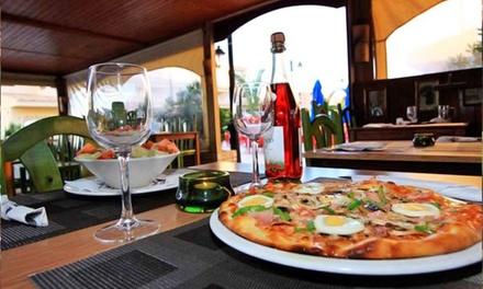 Menú para 2 o 4 con entrante, pizza, postre y bebida desde 16,95 € en Mamma Bohemia