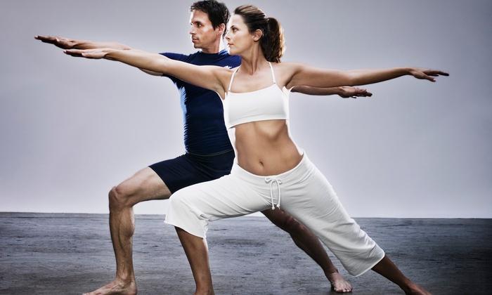 Yoga Sanctuary - Las Vegas: 10 Classes or 45 Days of Unlimited Classes at Yoga Sanctuary (Up to 84% Off)