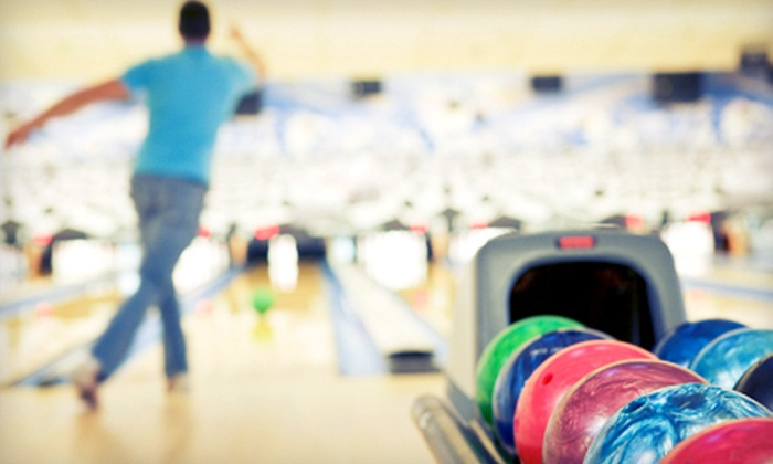 Country Club Lanes - Arden - Arcade: $29 for Bowling Outing for Up to Six at Country Club Lanes (Up to $109 Value)