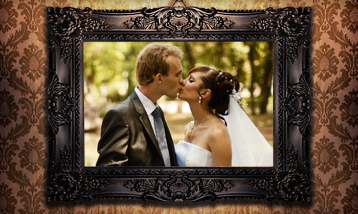 Gallery of Frames - Walker: Up to $100 Toward Custom Framing at Gallery of Frames. Two Options Available.