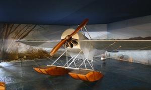 VOLANDIA: Fino a 4 ingressi al parco museo Volandia per scoprire la storia dell'aeronautica