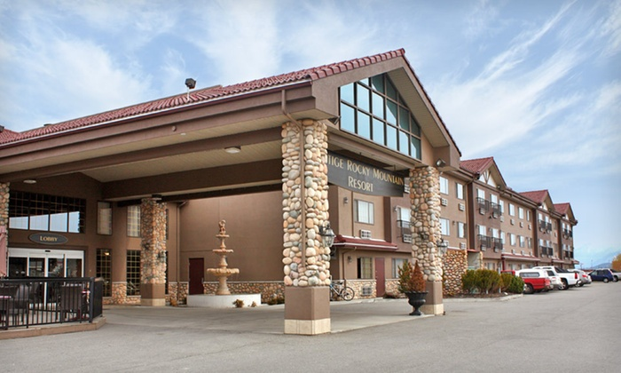 Prestige Rocky Mountain Resort - Vancouver: C$299 for a Two-Night Weekend Stay at Prestige Rocky Mountain Resort in Cranbrook, BC (Up to C$550 Value)