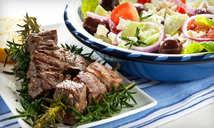 Kabob Grill - Lake Orion: Lebanese Fare for Lunch or Dinner at Kabob Grill in Lake Orion (Half Off)