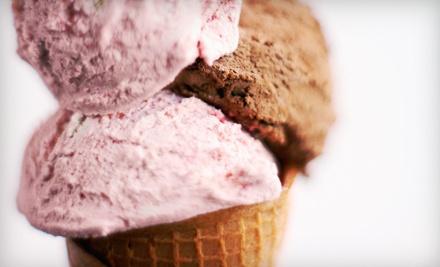 $10 Groupon - Field of Creams Cafe in Mahwah