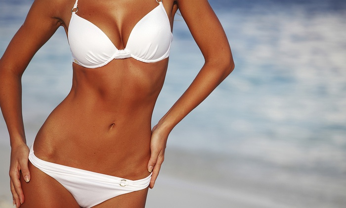 Mes Ami Salon and Boutique - Asheville: One or Two Full-Body Airbrush Spray Tans at Mes Ami Salon and Boutique (Up to 59% Off)