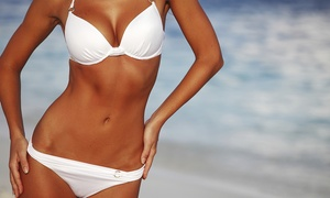 Mes Ami Salon and Boutique: One or Two Full-Body Airbrush Spray Tans at Mes Ami Salon and Boutique (Up to 64% Off)