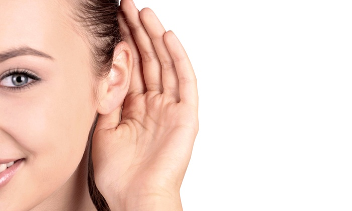 Calgary Hearing Aid - Multiple Locations: C$63 for a Hearing-Aid-Upgrade Package at Calgary Hearing Aid (C$185 Value)