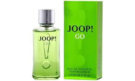 Joop Go Eau de Toilette for Men, 50ml or 100ml