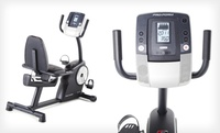 GROUPON: $279.99 for a Proform Recumbent Exercise Bike Proform 4.0 ES Recumbent Exercise Bike