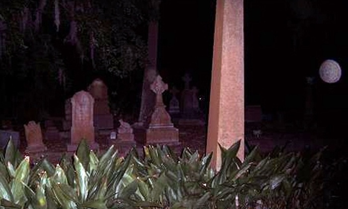Amelia Island Ghost Tours - Fernandina Beach: Ghost Tour for One Child or One Adult from Amelia Island Ghost Tours (Up to 53% Off)