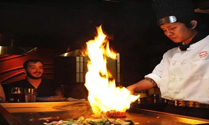 Arirang Japanese Bistro - Kenwood: $15 for $30 Worth of Sushi and Japanese Cuisine at Arirang Japanese Bistro