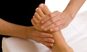 Rainbow Health Center: One or Two 60-Minute Reflexology Sessions at Rainbow Health Center (Up to 53% Off)