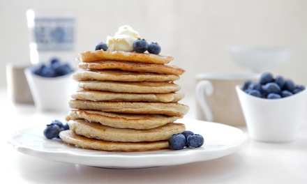 $10 for $16 Worth of Breakfast Food and Drinks at Butters AM Eatery