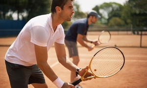 Tennis World: $69 for Five Adult or Child Group Tennis Lessons or $89 for 8-Week Competition at Tennis World (Up to $412 Value)