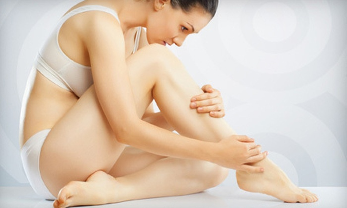 The Laser Cosmetic Center - Oakhurst: Six Laser Hair-Removal Treatments for a Small, Medium, or Large Area at The Laser Cosmetic Center (Up to 89% Off)