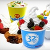 $6 for Frozen Yogurt at 32 Degrees A Yogurt Bar