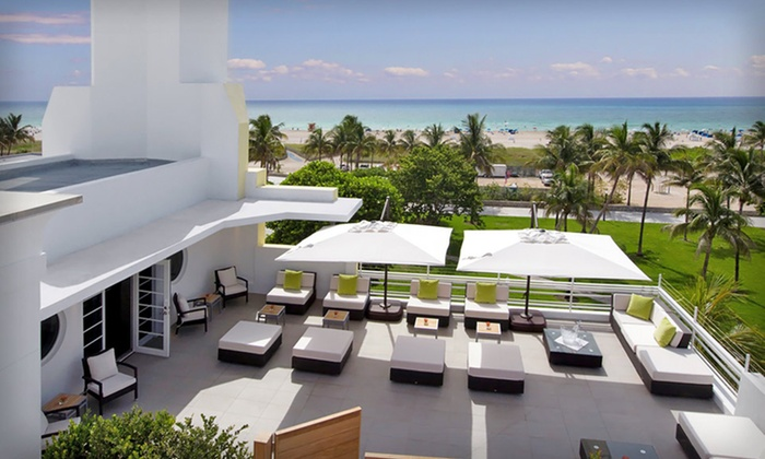Esplendor Hotel Breakwater South Beach - Miami Beach: Stay at Esplendor Hotel Breakwater South Beach in Miami Beach