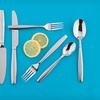 $64.99 for a Towle Living Gia Flatware Set