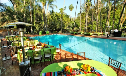 1-Night Stay for Two w/ Wine and Breakfast Basket at The Ranch at Bandy Canyon in Escondido, CA. Combine Up to 2 Nights.