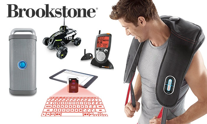 Brookstone - Jackson: $25 for $50 Worth of Innovative Products from Brookstone