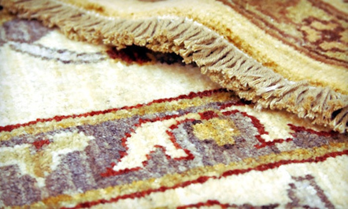 Amir's Persian Imports - Yorktown: Persian Rugs or Rug Cleaning at Amir's Persian Imports (Up to 60% Off). Two Options Available.
