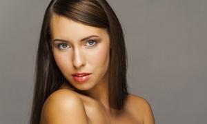 Ely Hair System: Bellezza capelli con colore e trattamento ricostruttivo da Ely Hair System (sconto fino a 71%)