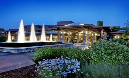 Stay with Optional $25 Dining Credit at 4-Star Grand Geneva Resort & Spa in Lake Geneva, WI. Dates into February 2019.