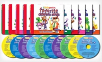$19.99 for Little Genius Childrens Songs CDs at  10 Little Genius Childrens Songs CDs