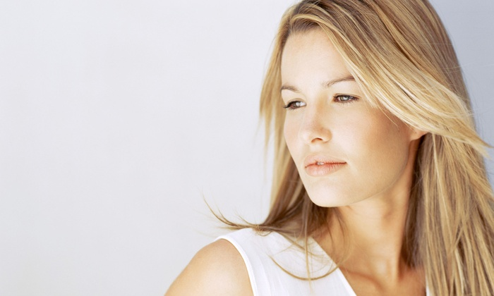 East Town Spa or Reagan and Ruby Salon - Multiple Locations: Cut with Optional Highlights or All-Over Color at East Town Spa or Reagan and Ruby Salon (Up to 73% Off)