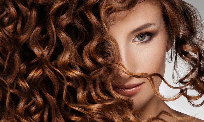 Swarovskris Beauty Salon - O'Shea Keleher: Cut-and-Style Package with Optional Color or Partial Highlights at Swarovskris Beauty Salon (Up to 52% Off)