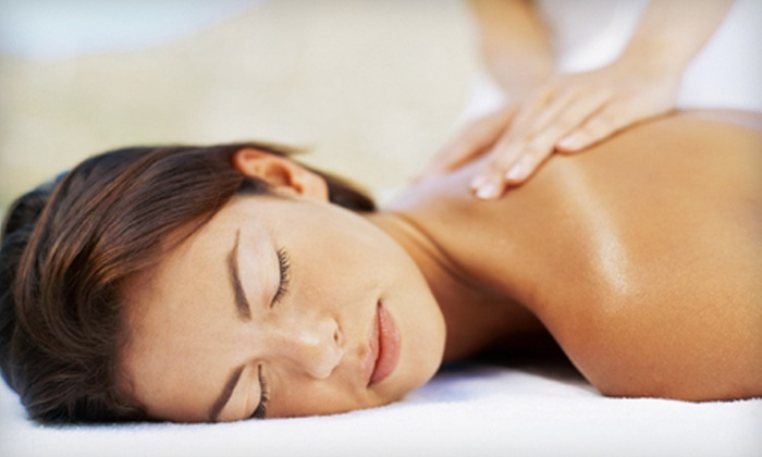 Crystal Euphoria Body Spa - Multiple Locations: 60-Minute Swedish or Deep-Tissue Massage at Crystal Euphoria Body Spa (Up to 51% Off)