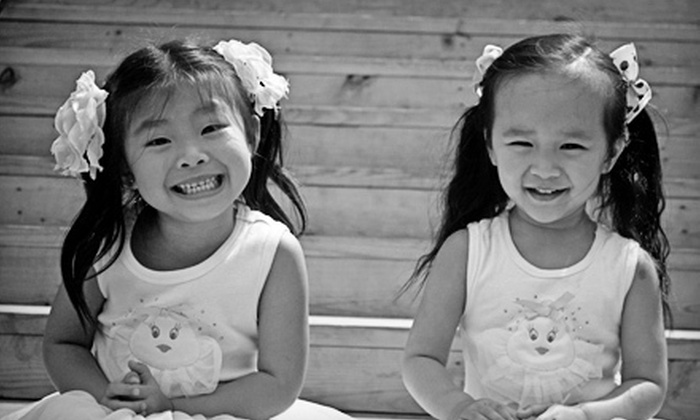 Captured Images, LLC - Knightdale: 30- or 60-Minute On-Location Photo Shoot with Prints and CD with Edited Images from Captured Images, LLC (Up to 72% Off)