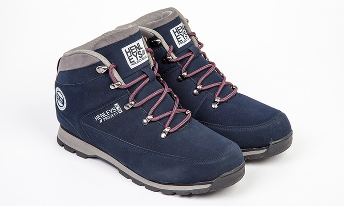 9db2820657a Men's Henleys Nubuck Hiking Boot | Groupon Goods