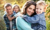 """Freedom Photography by Ashley Rennie - Fort Worth: One-Hour Outdoor Photo Shoot with Image CD and Optional 11""""x14"""" Print from Freedom Photography (Up to 53% Off)"""