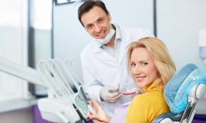 Centro Medico Dentistico San Gervasio: Visita odontoiatrica con pulizia dei denti, otturazione e sbiancamento LED