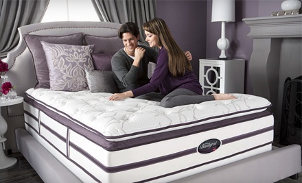 $200 Toward a King or Queen Mattress - The Mattress Factory in Montgomery