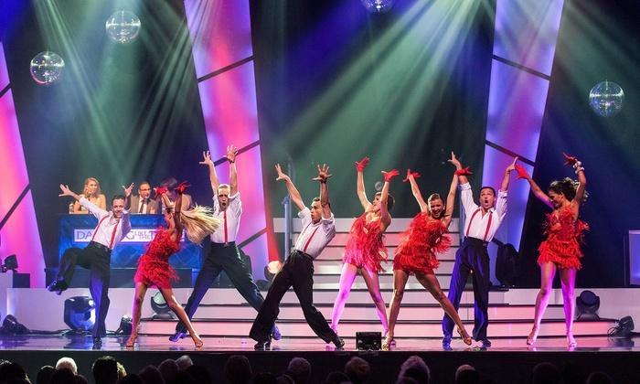 """Dancing Pros: Live!"" - Times-Union Center for the Performing Arts (1 hour prior to the performance): Dancing Pros Live at Times-Union Center on Sunday, February 22, at 7 p.m. (Up to 31%Off)"