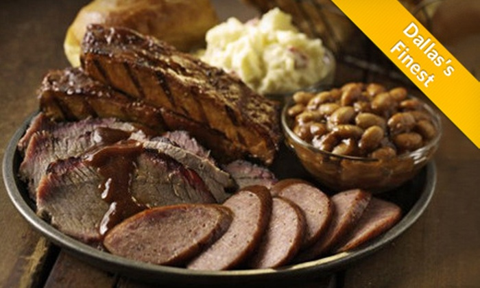 Sonny Bryan's Smokehouse - Multiple Locations: $10 for $20 Worth of Barbecue and Comfort Food at Sonny Bryan's Smokehouse