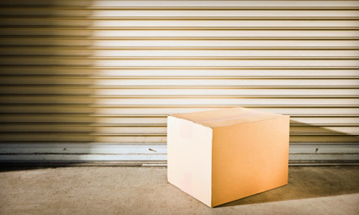 California Arizona Storage Centers - Multiple Locations: Moving and Storage Package from California Arizona Storage Centers (Up to 70% Off). Eight Options Available.
