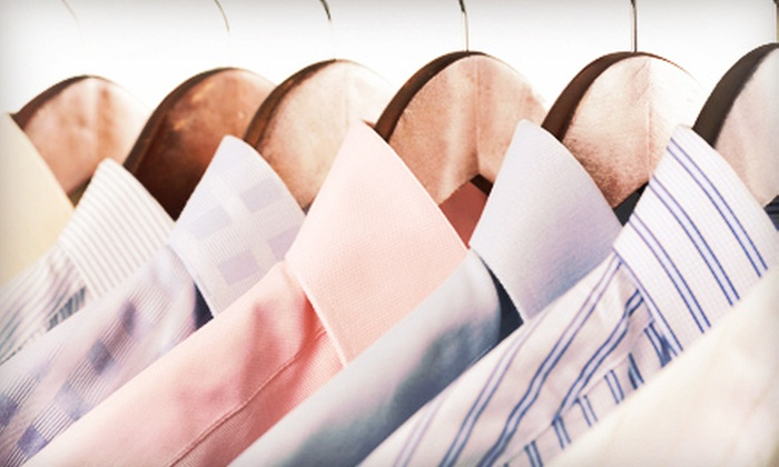 Hilltop Cleaners - Encino: Dry-Cleaning Services at Hilltop Cleaners (Half Off). Two Options Available.