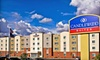 Candlewood Suites El Paso North - Notheast El Paso: One- or Two-Night Stay with One Queen-Size or Two Double Beds at Candlewood Suites El Paso North (Up to 66% Off)
